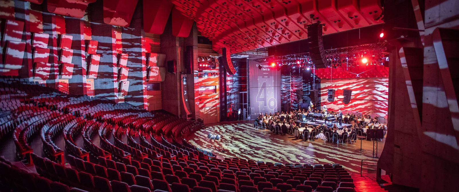 Scenen i Griegsalen