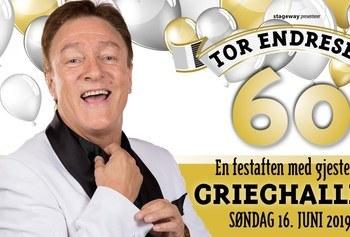 Tor Endresen 60 år - En festaften med gjester