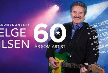 Helge Nilsen 60 år som artist EKSTRAKONSERT