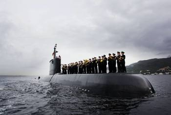 Avlyst - Sjøforsvarets musikkorps - Påskekonsert