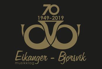 Eikanger-Bjørsvik Musikklag 70 år
