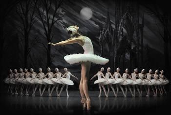 Svanesjøen med Irina Kolesnikova - ekstraforestilling