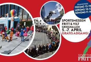 Fritt & Vilt – Vestlandets største sportsmesse