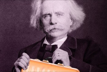 Lunsjkonsert: Med Grieg i kofferten // Bergen Filharmoniske Orkester