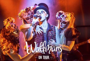 Wallmans On Tour - Julebordshow