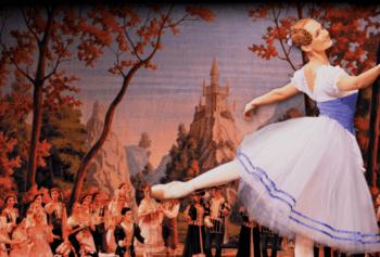 Giselle med Irina Kolesnikova
