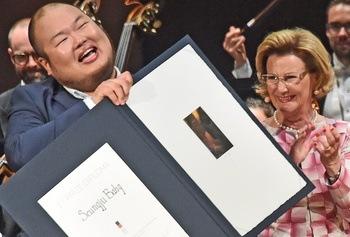Operagalla // Bergen Filharmoniske Orkester