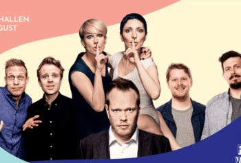 Podfestivalen by ADLINK - Norges største podfestival