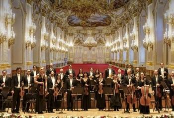 Nyttårskonserten 2020 - Schönbrunn Slottsfilharmoniker fra Wien