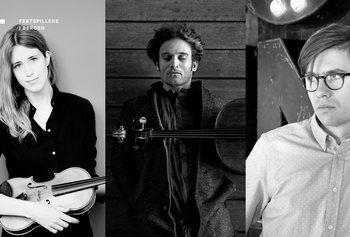 Festspillene i Bergen:  Vilde Frang, Nicolas Altstaedt & Víkingur Ólafsson m/Bergen Filharmoniske Orkester