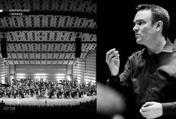 Festspillene i Bergen: Bergen Filharmoniske Orkester m/Jörg Widmann