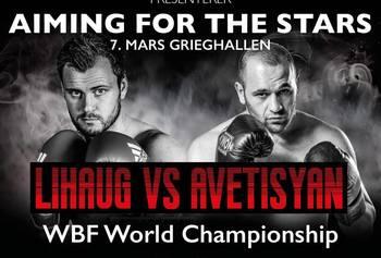 Aiming for the stars - Lihaug VS Avetisyan