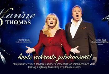 Årets Vakreste Julekonsert