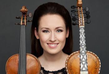 Ragnhild Hemsing spiller Bruch og Tveitt // Bergen Filharmoniske Orkester