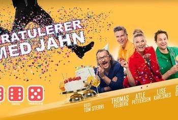 Gratulerer med Jahn