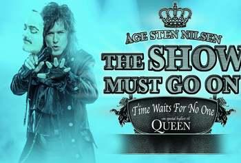 Åge Sten Nilsen - The Show Must Go On