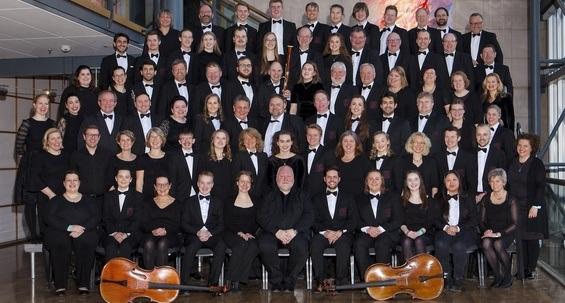 Musikkperler med Strusshamn Musikkforening og Sigurd Sele