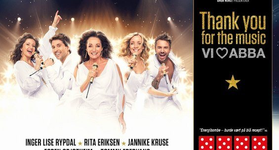Thank You For The Music: VI ELSKER ABBA