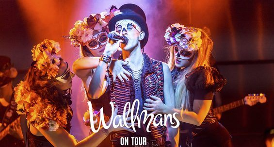 Wallmans On Tour - Julebordshow
