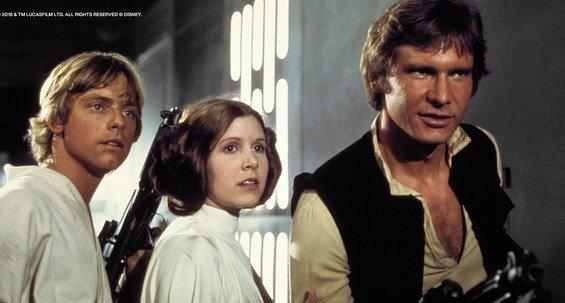 Star Wars – A New Hope // Bergen Filharmoniske Orkester