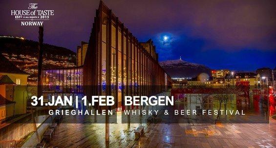 Bergen Whisky & Beer Festival