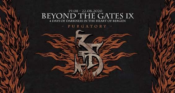 Beyond the Gates - Friday