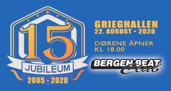 Bergen Beat Club - Ny dato