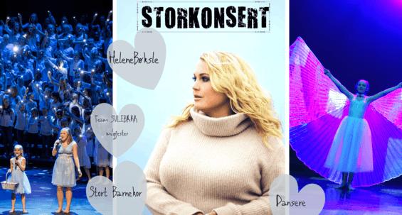 Avlyst - Storkonsert 2020