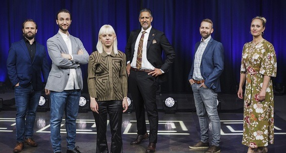 Nordisk talentplattform